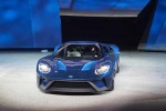 New Ford GT 2016 - Detroit Motor show highlights. Carphile.co.uk