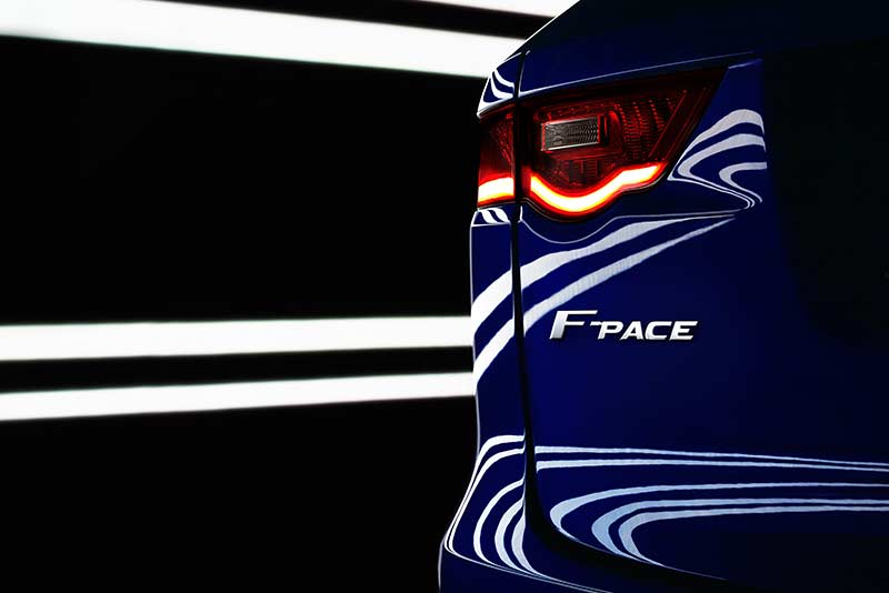 New Jaguar F-Pace name revealed - Detroit Motor show highlights. Carphile.co.uk
