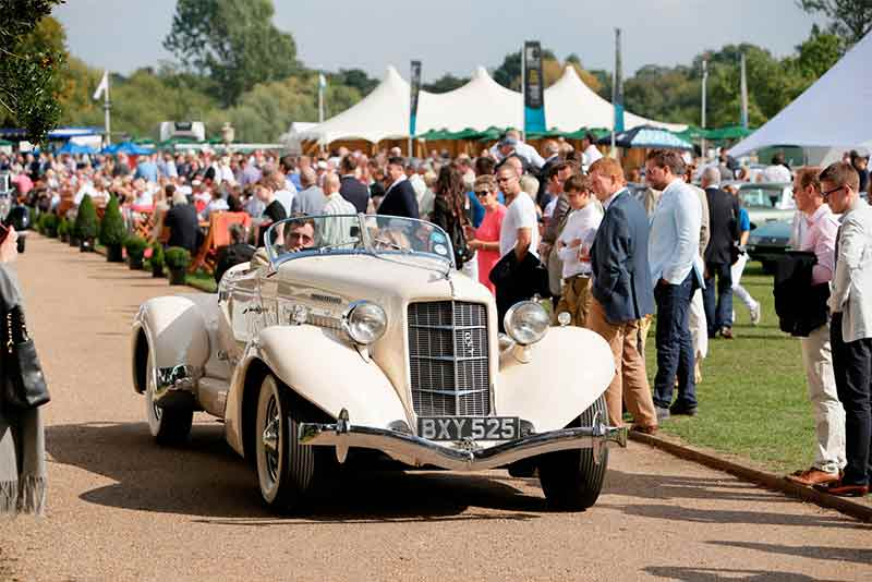 Salon Prive 2015