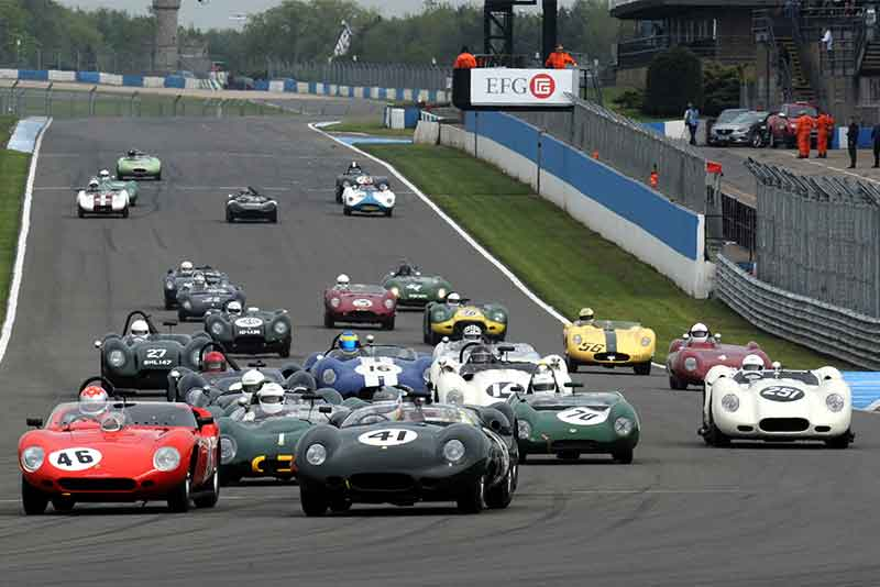 Donington Historic Festival 2015 - find out more at carphile.co.uk