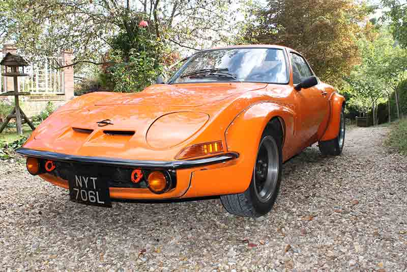 For Sale: Opel GT