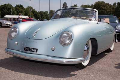 1952 Porsche 356 Cabriolet