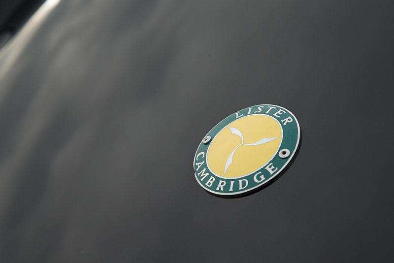 Lister-badge