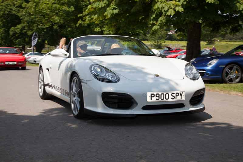 Porsche Boxster - Simply Porsche 2015 car event - carphile.co.uk