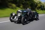 Bentley Blower - Bentley Motors return to Mille Miglia 2015 - carphile.co.uk