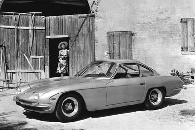 Lamborghini's first car, the 350GT  - The Lamborghini story by Carphile looking at the marque's history – from founder Ferruccio & Lamborghini's first car to who owns the company today