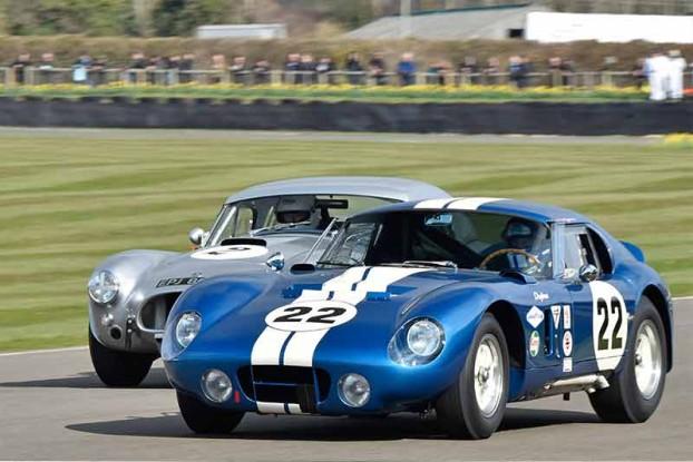 Goodwood Revival celebrates Shelby Daytona Coupe 50th anniversary - carphile.co.uk