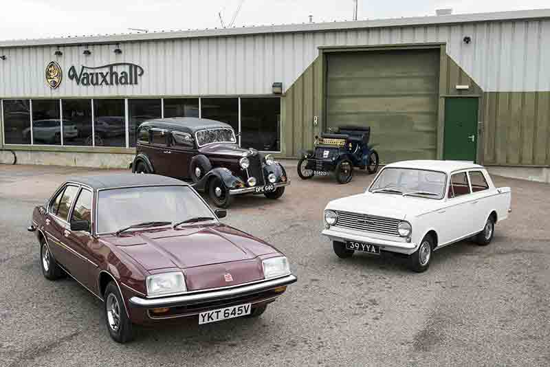 Vauxhall Heritage open day 2015 - carphile.co.uk