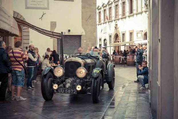 Bentley Motors Mille Miglia 2014 event review video - carphile.co.uk