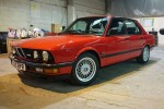 1987 BMW E28 M5 - one of the BMW Collection for sale at CCA June Sale - carphile.co.uk
