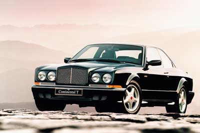 Bentley-Continental-T - Top 5 classic cars from Bentley - carphile.co.uk
