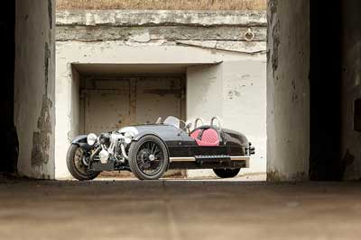 Morgan 3 Wheeler - Photo (c) copyright Morgan Motor Company Ltd