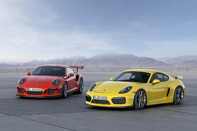 Porsche-911-GT3-and-Cayman-GT4