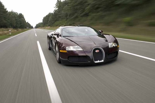 Bugatti Veyron - carphile.co.uk
