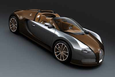 Bugatti Veyron Grand Sport Vitesse - carphile.co.uk