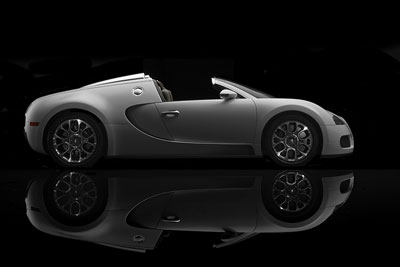 Bugatti Veyron Grand Sport - carphile.co.uk