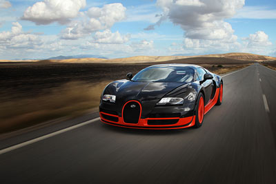 Bugatti Veyron Super Sport - carphile.co.uk