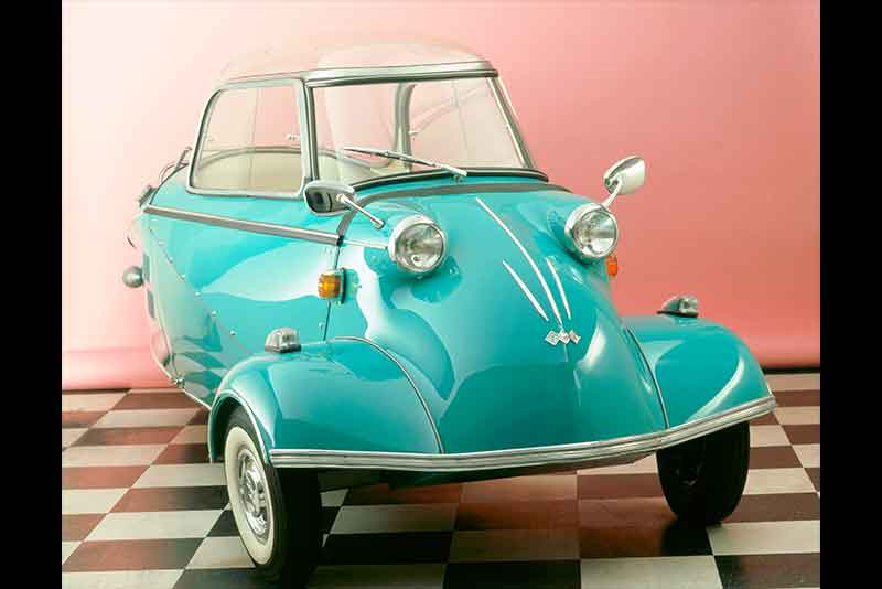 Messerschmitt-rally