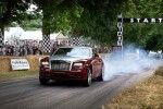 rolls-royce wraith super car run - carphile.co.uk