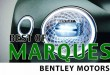 Best of Marques – top 5 classic Bentley Motors cars