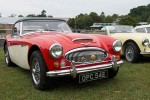 Austin Healey 3000 - Simply Classics and Sports Car 2015 - carphile.co.uk