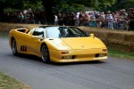 Lamborghini Diablo roadster - Supercar Showdown 2015 - carphile.co.uk