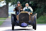 HRH Prince Michael of Kent in Best of Show winning 1903 Mercedes Simplex 60HP at CoE 2015 - carphile.co.uk