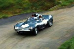 Jaguar D-Type - the highland tour video - carphile.co.uk