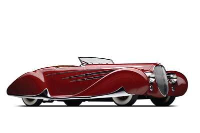1939 Delahaye Type 165 Figoni et Falaschi - carphile.co.uk