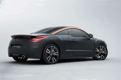 Peugeot RCZ R -
