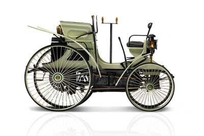1893 Peugeot Type 5 - the Peugeot story - carphile.co.uk