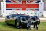 XK120 Jabekke wins Best of Show at Salon Prive 2015 - carphile.co.uk