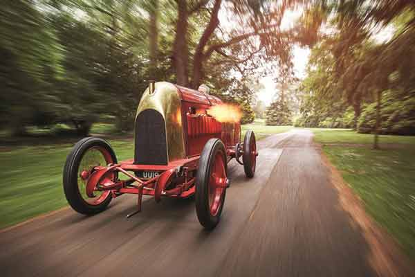 Fiat S76 The Beast of Turin - classic car of the year 2015 - carphile.co.uk