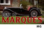 Top 5 classic MG cars