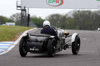 Pre-war sports car racing - Donington Historic Festival 2016 - carphile.co.uk