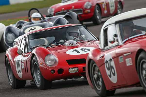 GT & Sports car cup - Donington Historic Festival 2016 - carphile.co.uk