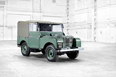 Land Rover series 1 'HUEY' - classic car of the year 2015 - carphile.co.uk