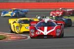 Historic racing at Silverstone Classic 2016 - carphile
