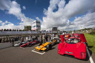 Goodwood Revival Bruce McLaren tribute - carphile.co.uk