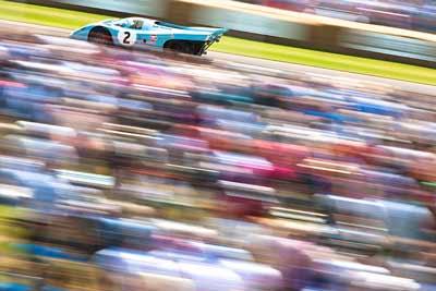 Porsche 917 at Goodwood FoS