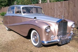 1956 Rolls-Royce Hooper-bodied Empress Line for sale at Barons Auctions Yuletide Sale 2015 - carphile.co.uk