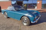 First production Triumph TR5 for Sale - carphile.co.uk
