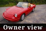 Alfa Romeo Spider Owner story - carphile.co.uk