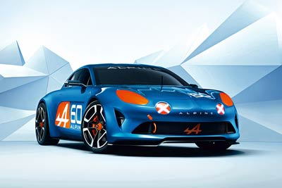 Cars of 2015 - Alpine celebration concept - carphile.co.uk
