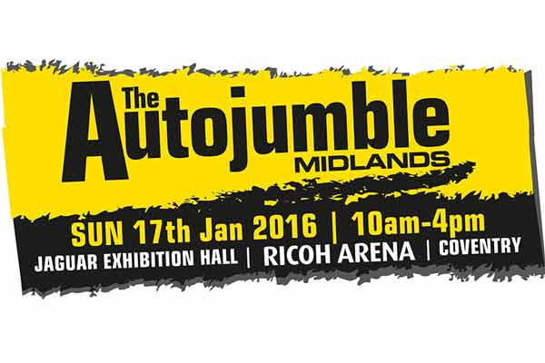 The Autojumble Midlands 2016 Events Carphile