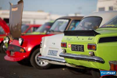 Classic Ford cars at Ford Fest 2016 - carphile.co.uk