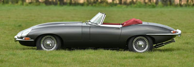 1962 Jaguar E-Type convertible for sale