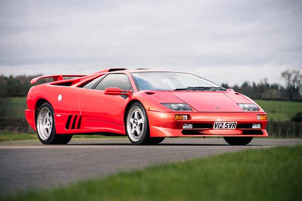 Lamborghini Diablo SV for sale - Restoration Show Sale 2016 - carphile.co.uk
