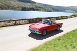 Triumph TR5 at MSA Spring Classic 2016 - carphile.co.uk