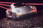 Porsche 959 History - carphile